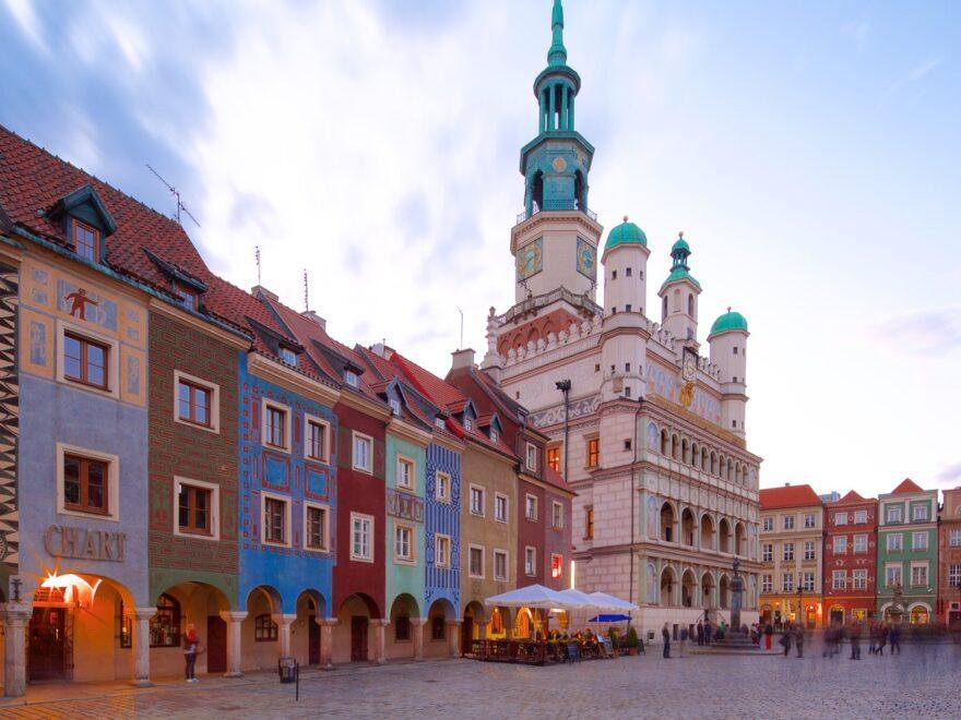 Pisanie prac licencjackich w Poznaniu